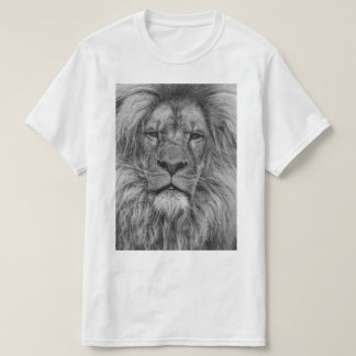 Loin t-shirt Black and white