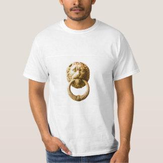 Loin's Head image for men's-t-shirt T-Shirt