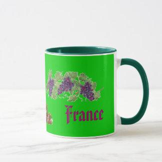 Loire Valley of France Mug