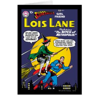 Lois Lane #1 Greeting Card