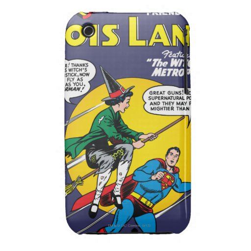 Lois Lane #1 iPhone 3 Covers