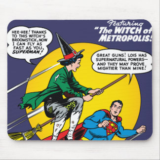 Lois Lane #1 Mouse Pad