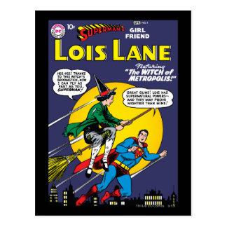 Lois Lane #1 Postcard