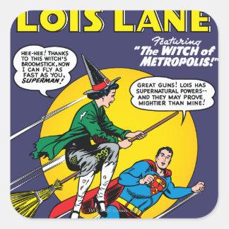 Lois Lane #1 Square Sticker