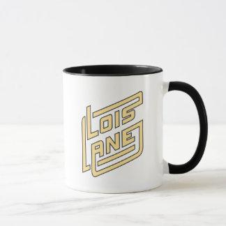 Lois Lane Logo Mug