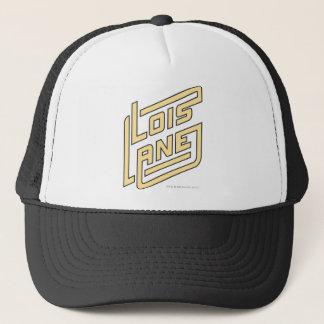Lois Lane Logo Trucker Hat