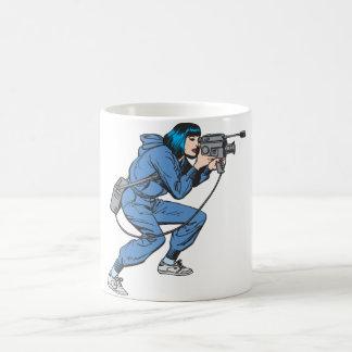 Lois Lane with Camera Coffee Mug