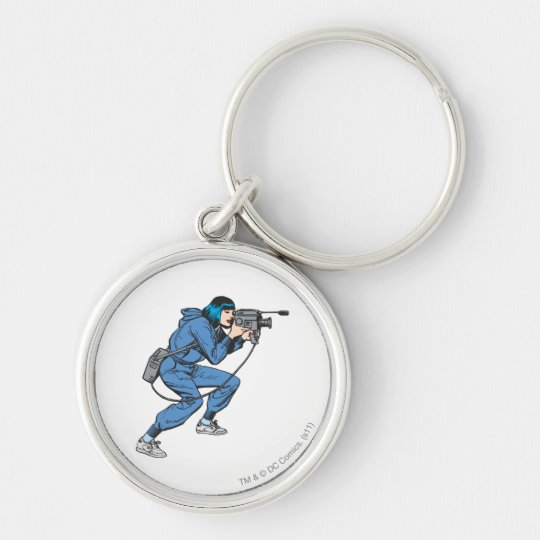 Lois Lane with Camera Keychain