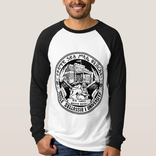 LOJ Society - Haile Selassie I University Shirt