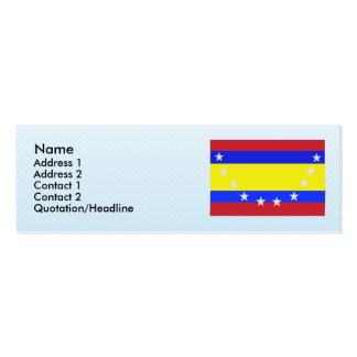 Loja, Equador Tarjeta De Negocio