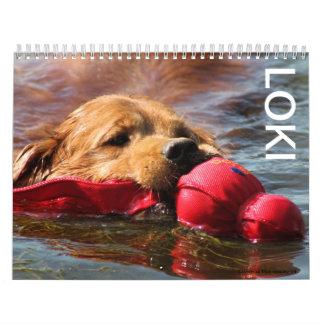 Loki Wall Calendars