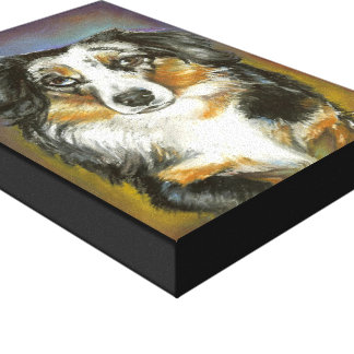 Loki Gallery Wrapped Canvas