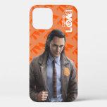 Loki Character Art iPhone 12 Case