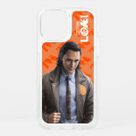 Loki Character Art Speck iPhone 12 Case
