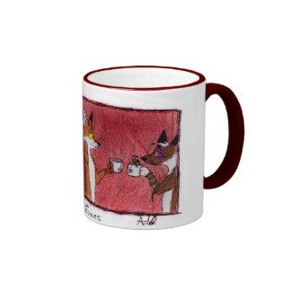 Loki, Noki, and Friends Coffee Mugs