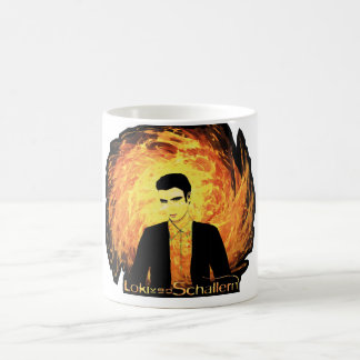 Loki of scarf-learn - more #Höllenfeuer Coffee Mugs