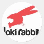 Loki Rabbit Sticker