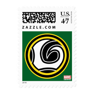 Loki Retro Icon Postage
