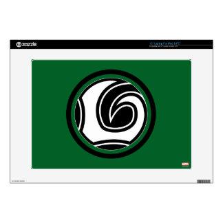 """Loki Retro Icon Skins For 15"""" Laptops"""