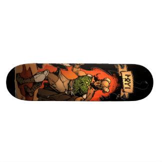 Loki Custom Skateboard