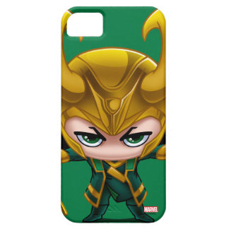 Loki Stylized Art iPhone SE/5/5s Case