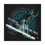 Loki - The Timeline Wants To Break Free Canvas Print