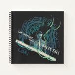 Loki - The Timeline Wants To Break Free Notebook