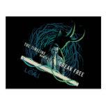 Loki - The Timeline Wants To Break Free Postcard