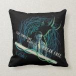 Loki - The Timeline Wants To Break Free Throw Pillow