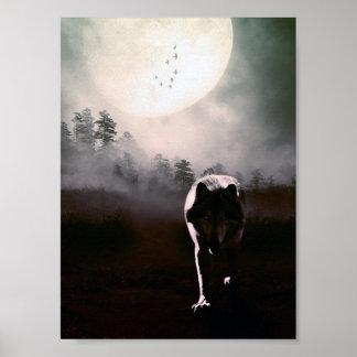 loki wolfdog 2 poster