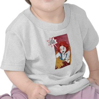 Loki y Sigyn Camisetas