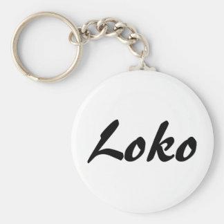 Loko Keychain
