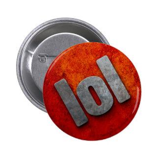 lol 01 pinback button