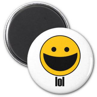 lol 2 inch round magnet