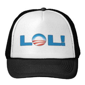 LOL Anti Obama Hats