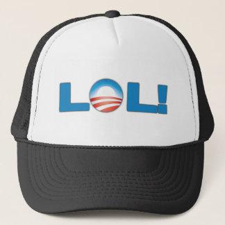 LOL Anti Obama Trucker Hat