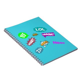 Lol Argh Notebook