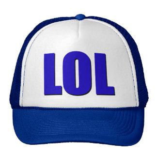 LOL blue Trucker Hat