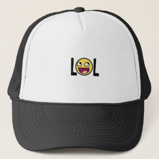 LOL cartoon, funn design Trucker Hat