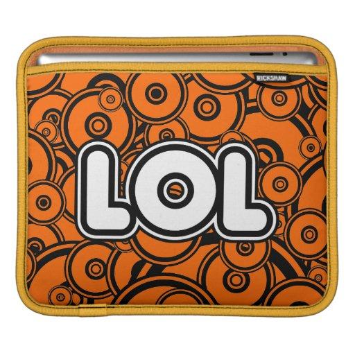 LOL case iPad Sleeve