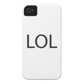 LOL Case-Mate iPhone 4 CASE