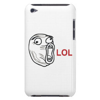 LOL Case-Mate iPod TOUCH CASE