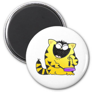 LOL Cats 2 Inch Round Magnet