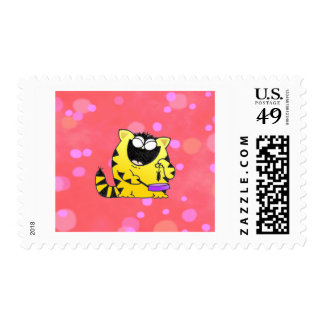 LOL Cats Postage Stamps