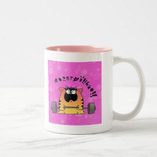 LOL Cats Two-Tone Coffee Mug