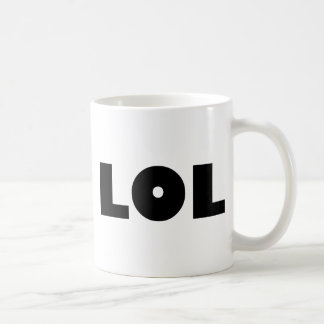 LOL COFFEE MUG