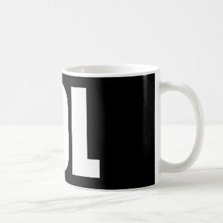 LOL (dark) Coffee Mug