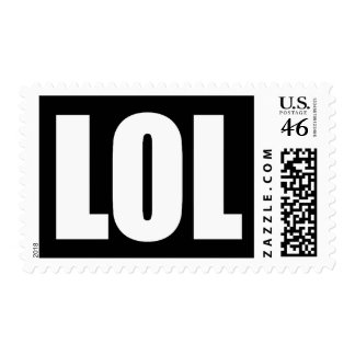 LOL dark Postage Stamps