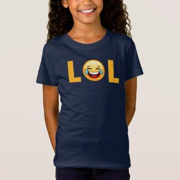 Beach Themed LOL EMOJI T-Shirt