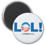 LOL en Obama Iman Para Frigorífico